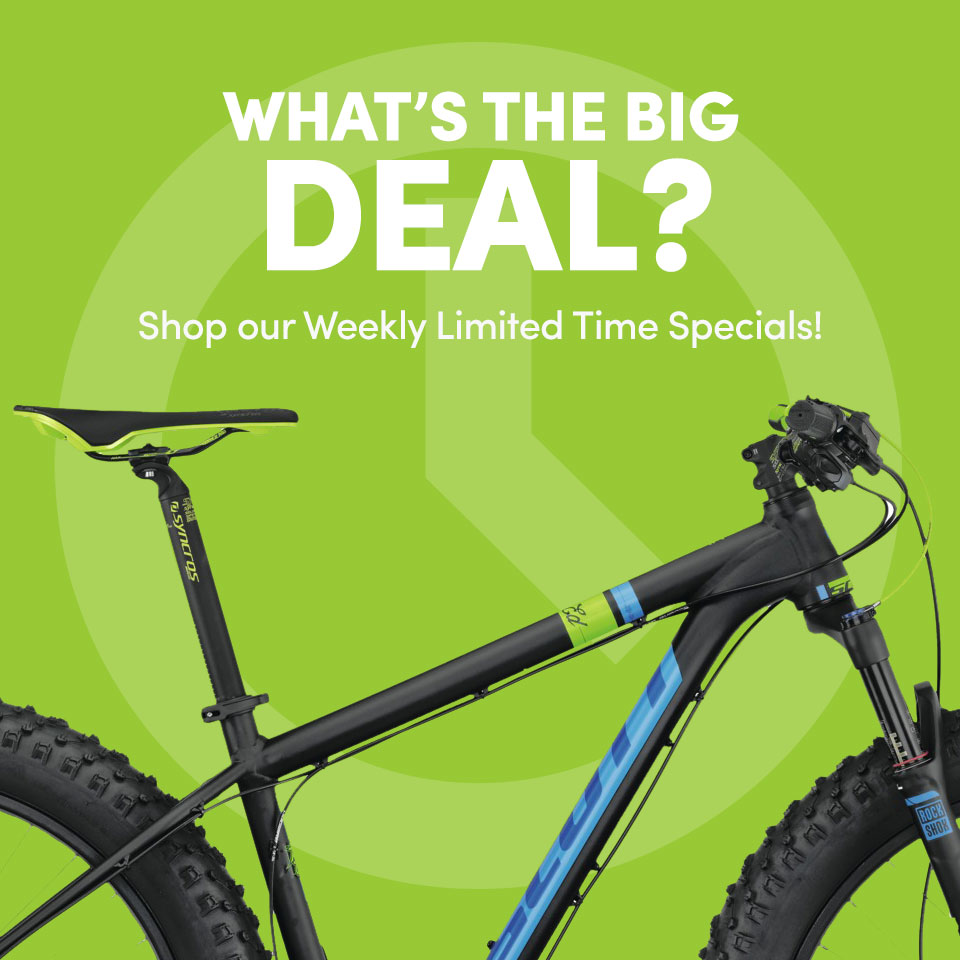 FAT BIKES CANADA – Canada's Source for Fat Bikes + Gear