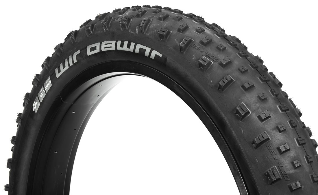 Schwalbe Jumbo Jim HS466 Fat Bicycle Tire