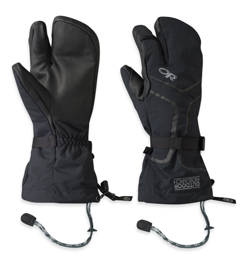 c2d21e3a8 Outdoor Research High Camp 3-Finger Glove