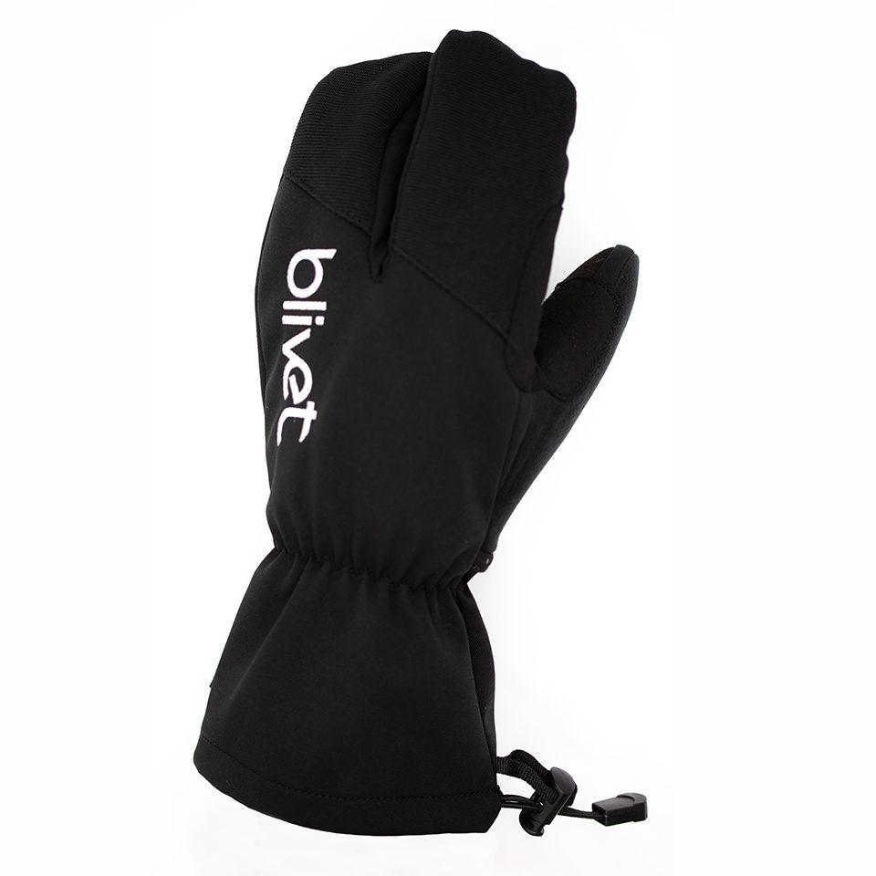 3 finger glove Blivet